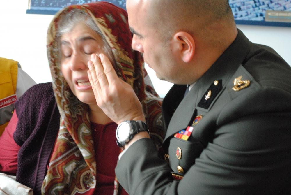 Nusaybin Şehidinin Amasya'daki Baba Ocağında Yas Var galerisi resim 8