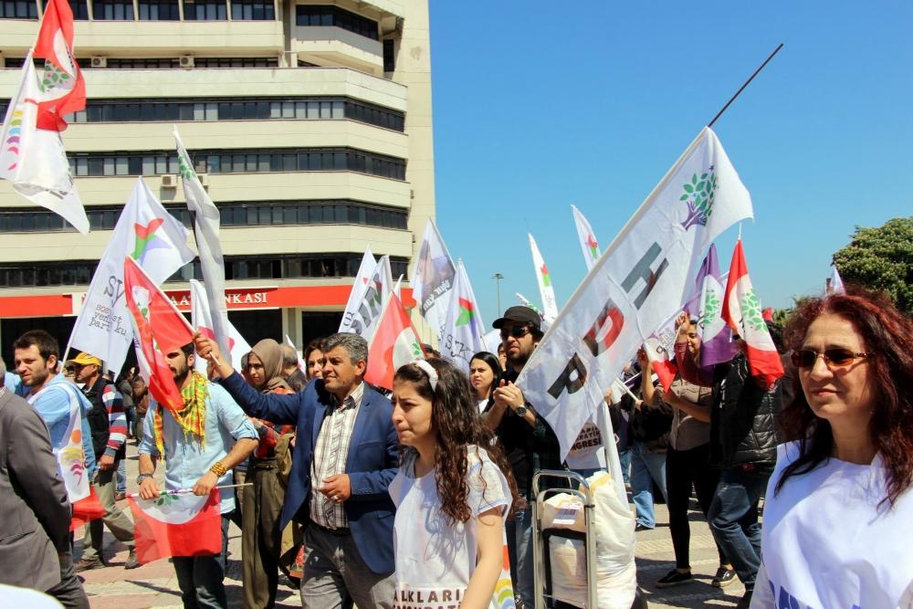 Samsun'da Gergin 1 Mayıs Kutlamaları galerisi resim 11