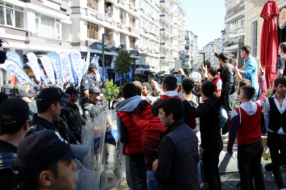 Samsun'da Gergin 1 Mayıs Kutlamaları galerisi resim 2