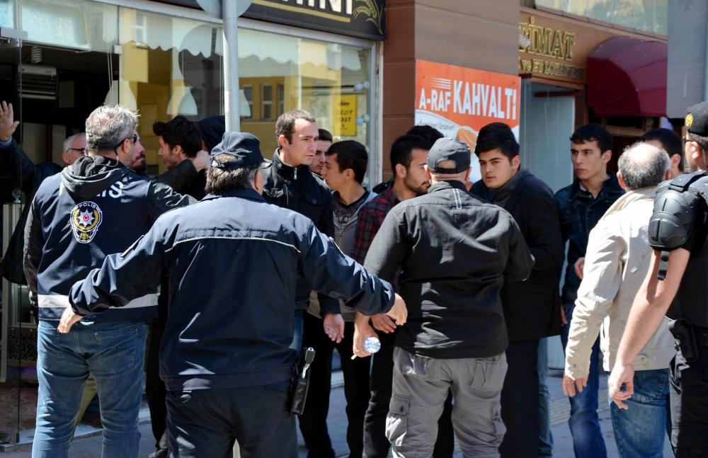 Samsun'da Gergin 1 Mayıs Kutlamaları galerisi resim 4