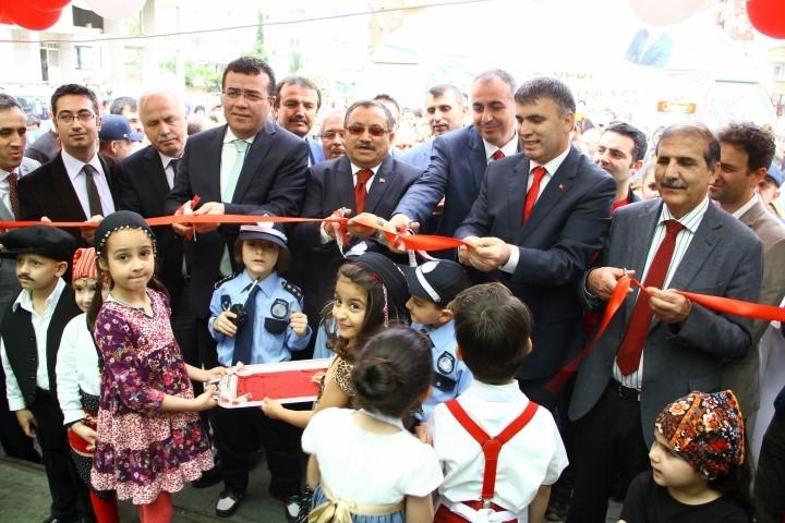 """Samsun Atakum Belediyesi'nden Miniklere """"Pazar Yeri Etkinliği"""" galerisi resim 6"""
