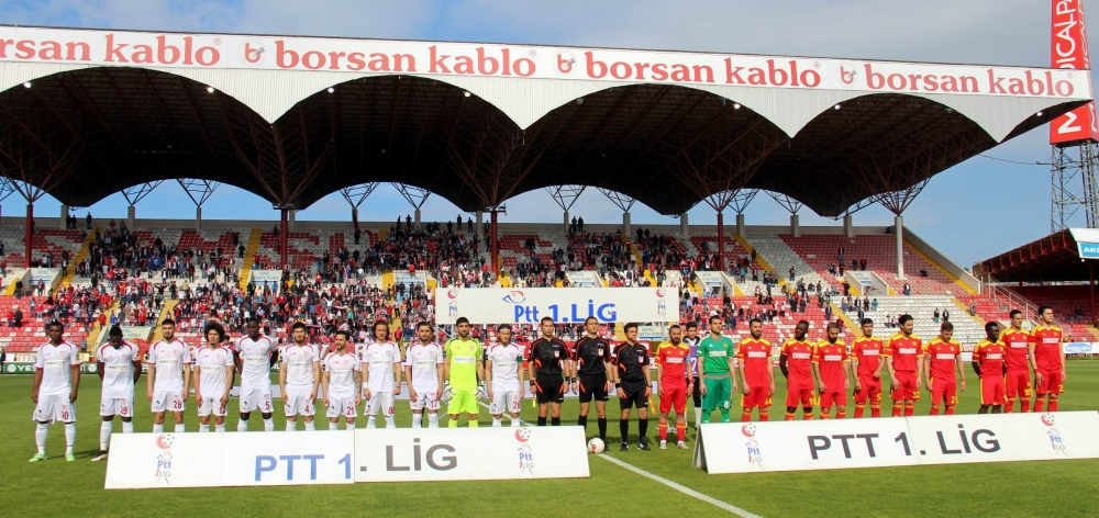 Samsunspor:0 - Alima Yeni Malatyaspor: 0 galerisi resim 10