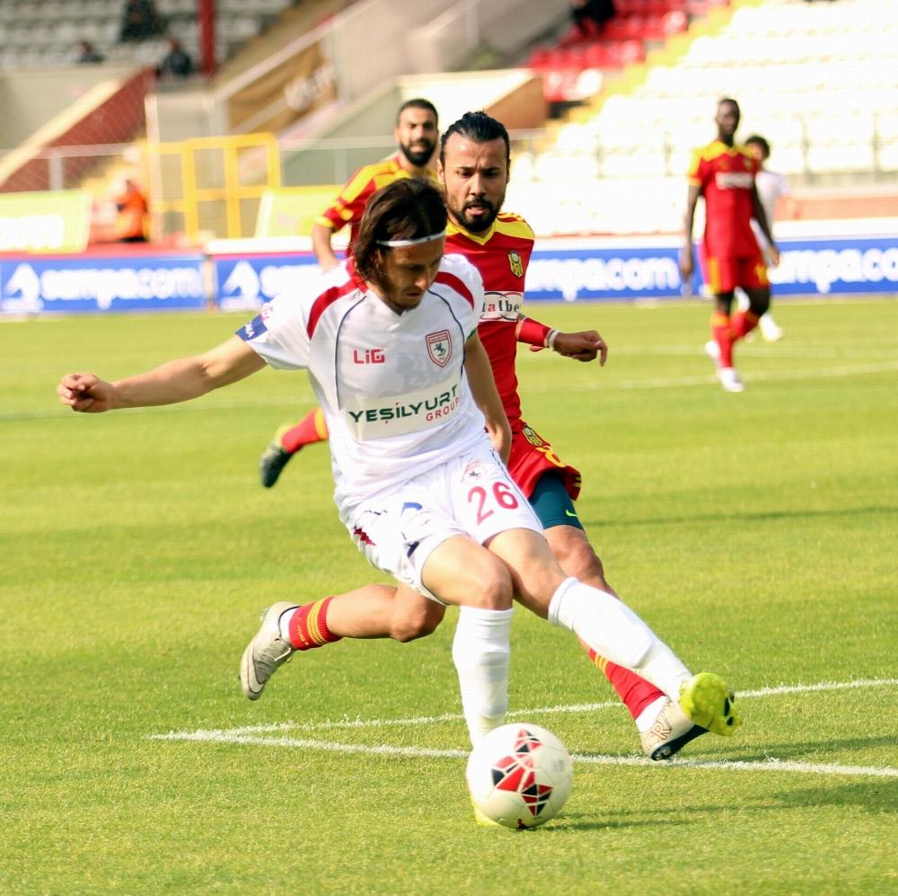 Samsunspor:0 - Alima Yeni Malatyaspor: 0 galerisi resim 11