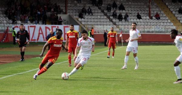 Samsunspor:0 - Alima Yeni Malatyaspor: 0 galerisi resim 15