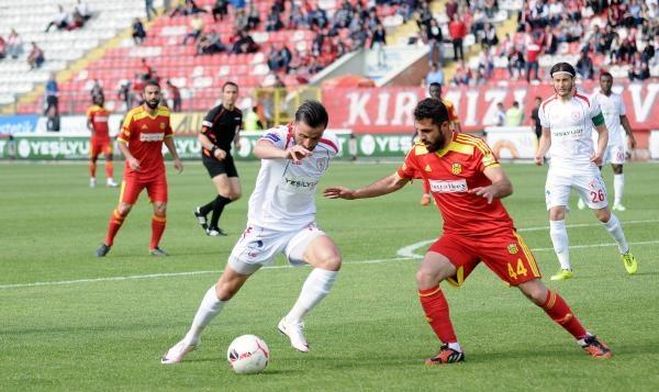 Samsunspor:0 - Alima Yeni Malatyaspor: 0 galerisi resim 17