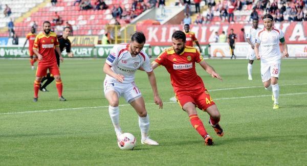 Samsunspor:0 - Alima Yeni Malatyaspor: 0 galerisi resim 18