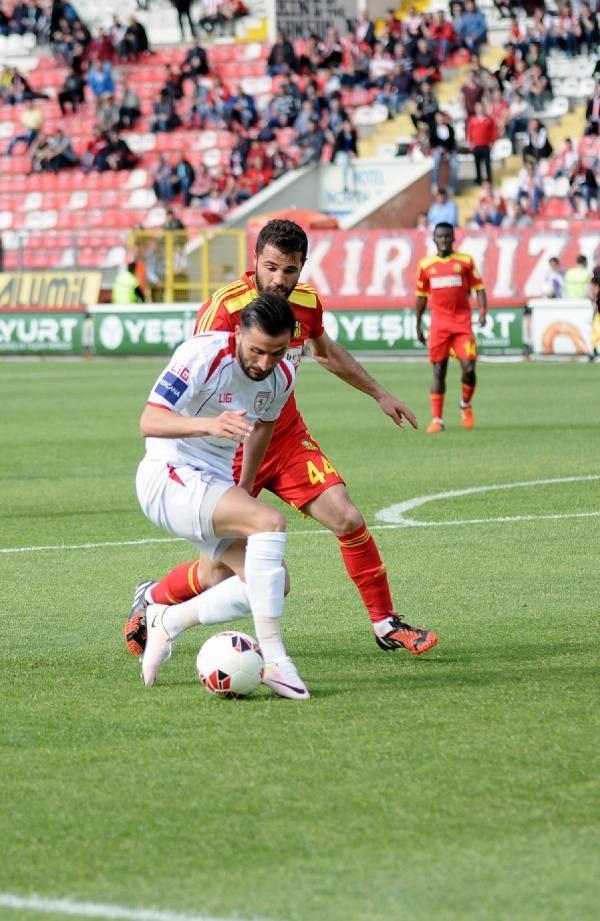Samsunspor:0 - Alima Yeni Malatyaspor: 0 galerisi resim 20