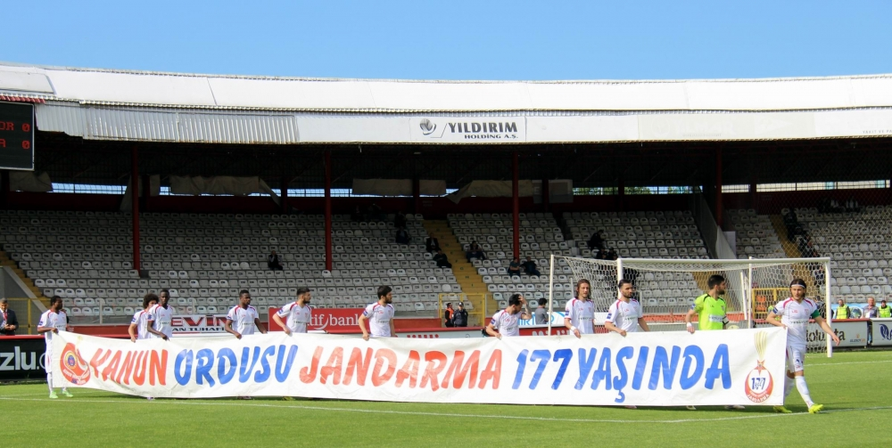 Samsunspor:0 - Alima Yeni Malatyaspor: 0 galerisi resim 3