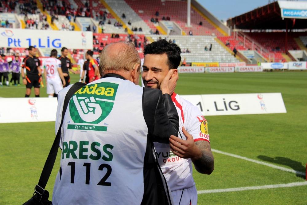 Samsunspor:0 - Alima Yeni Malatyaspor: 0 galerisi resim 4