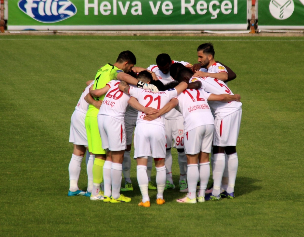 Samsunspor:0 - Alima Yeni Malatyaspor: 0 galerisi resim 6