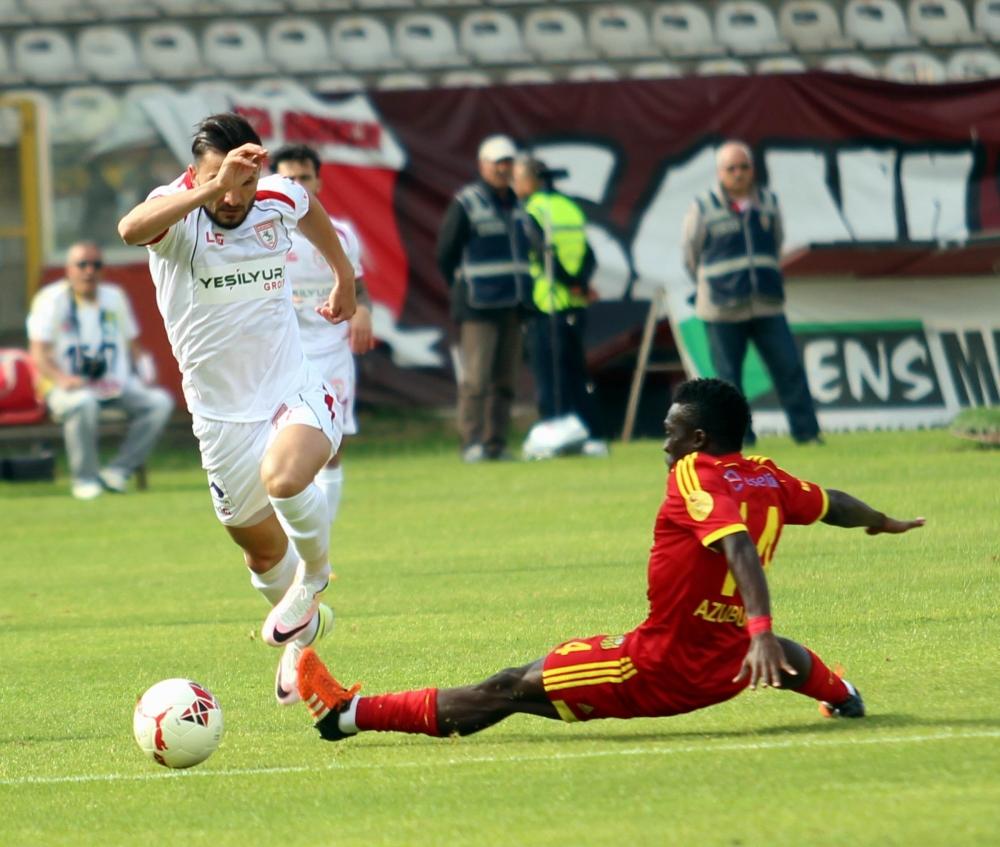 Samsunspor:0 - Alima Yeni Malatyaspor: 0 galerisi resim 7