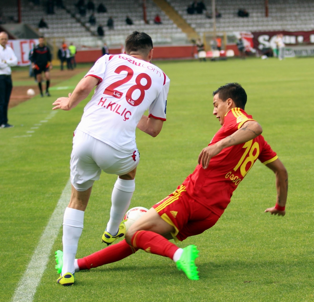 Samsunspor:0 - Alima Yeni Malatyaspor: 0 galerisi resim 8