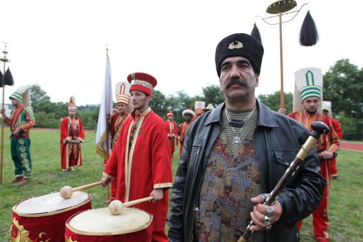 Samsun'da 13 Farklı Milletten Mehter Takımı Oluşturuldu galerisi resim 16