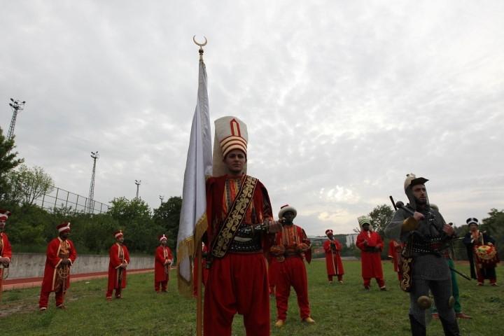 Samsun'da 13 Farklı Milletten Mehter Takımı Oluşturuldu galerisi resim 31