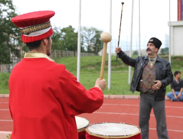 Samsun'da 13 Farklı Milletten Mehter Takımı Oluşturuldu galerisi resim 5