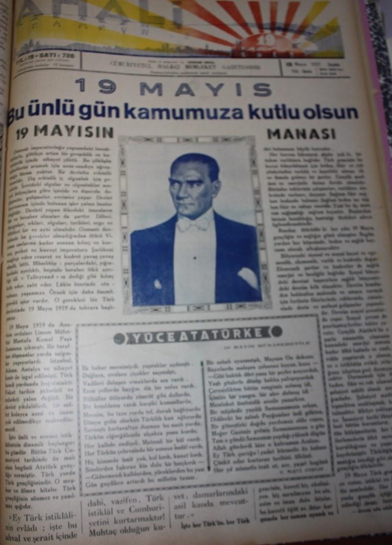 Samsun'un Geçmişine Bu Haberler Işık Tutuyor galerisi resim 36