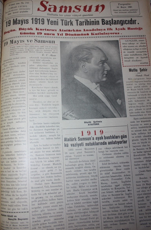 Samsun'un Geçmişine Bu Haberler Işık Tutuyor galerisi resim 50