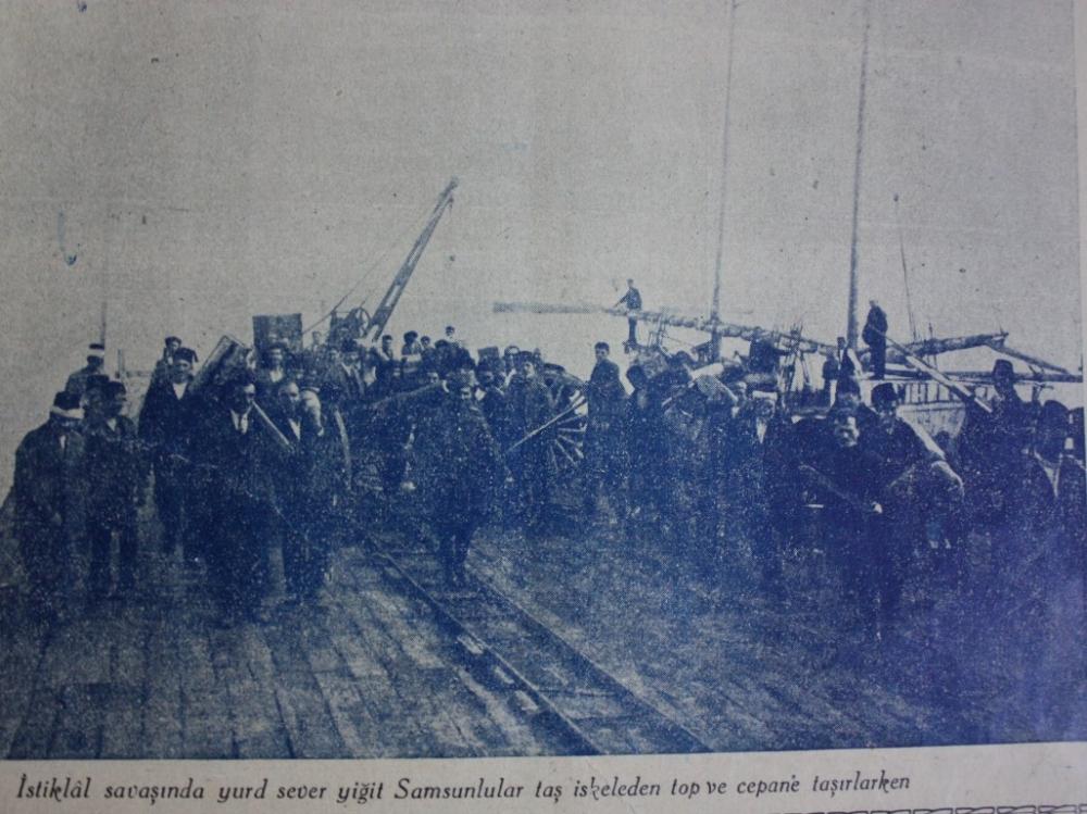 Samsun'un Geçmişine Bu Haberler Işık Tutuyor galerisi resim 64