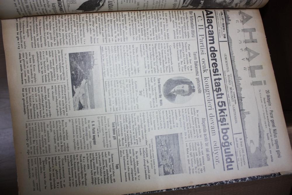 Samsun'un Geçmişine Bu Haberler Işık Tutuyor galerisi resim 74