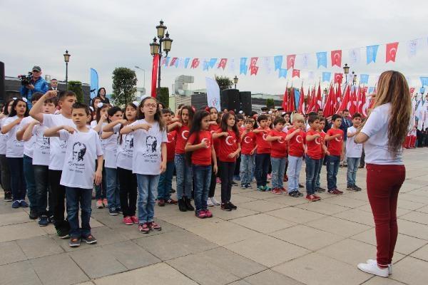 Samsun'da 19 Mayıs Coşkusu galerisi resim 1