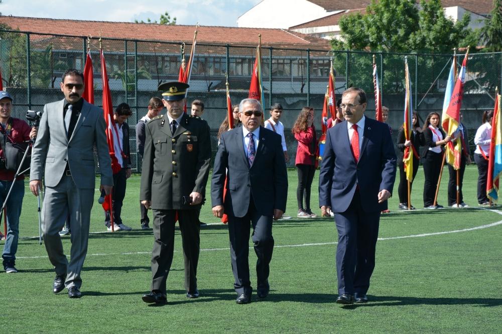 Samsun'da 19 Mayıs Coşkusu galerisi resim 25