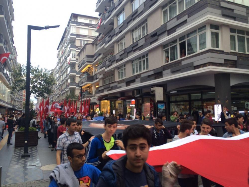 Samsun'da Coşkulu ''19 Mayıs'' galerisi resim 4