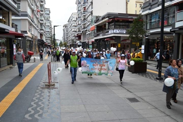 Dünya Süt Günü Samsun'da Kutlandı galerisi resim 24