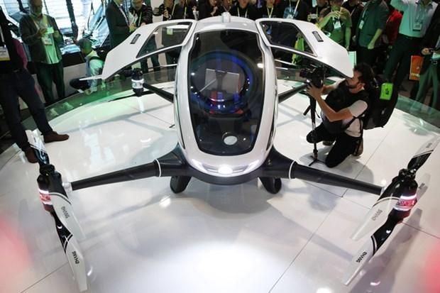 Yolcu Taşıyabilen Drone Geliyor galerisi resim 5