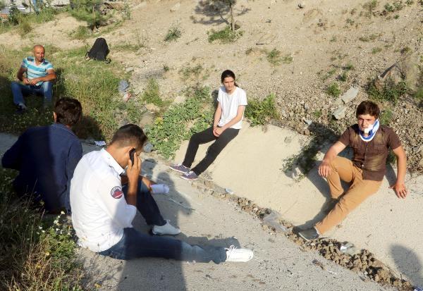 Samsun'daki Feci Trafik Kazasında 38 Kişi Yaralandı galerisi resim 4