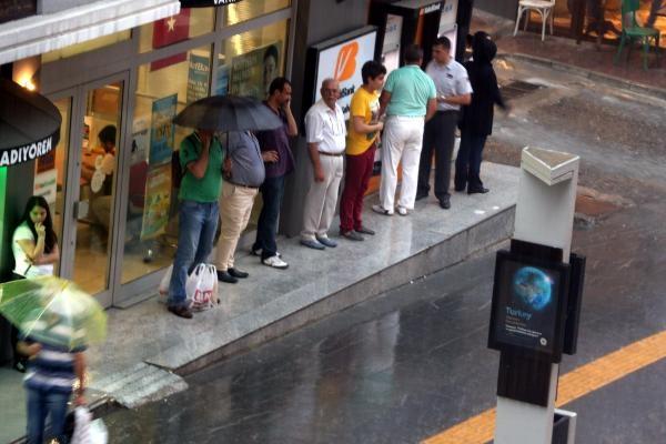 Samsun'da Sağanak Yağış Hayatı Felç Etti galerisi resim 7