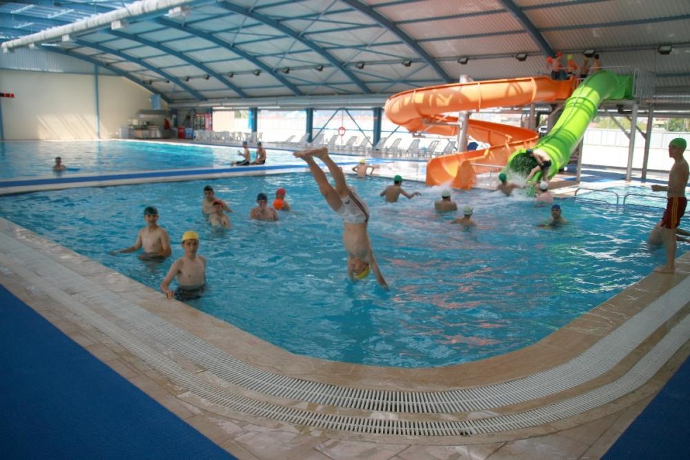 Samsun Sahip Olduğu Havuzlar İle Bir Çok Alternatif Sunuyor galerisi resim 14