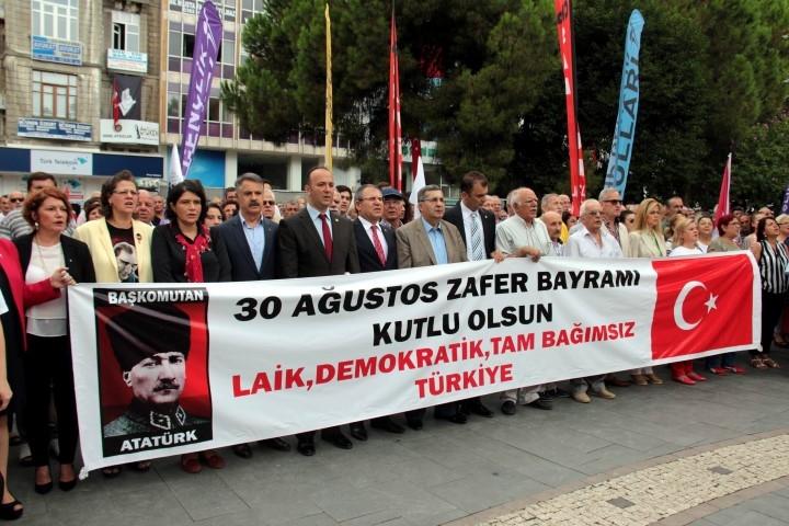 Samsun'da 30 Ağustos Kutlamaları galerisi resim 16