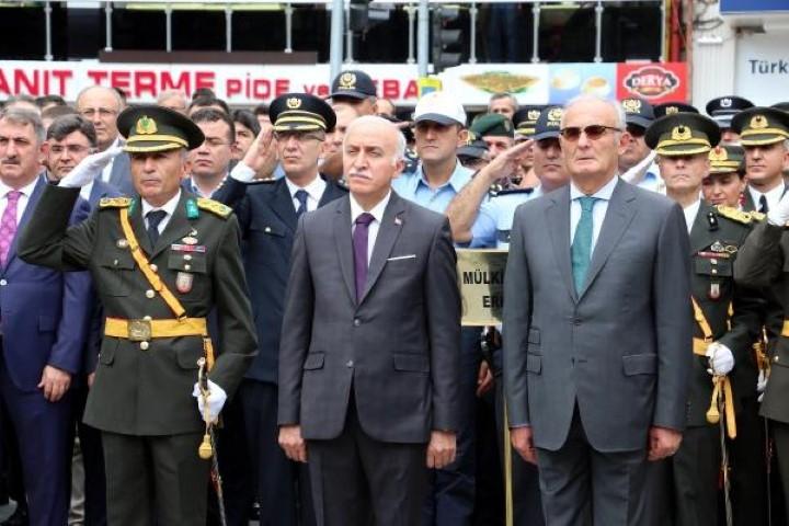 Samsun'da 30 Ağustos Kutlamaları galerisi resim 8