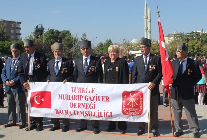 """Samsun'da """"Gaziler Günü"""" Kutlamaları galerisi resim 10"""