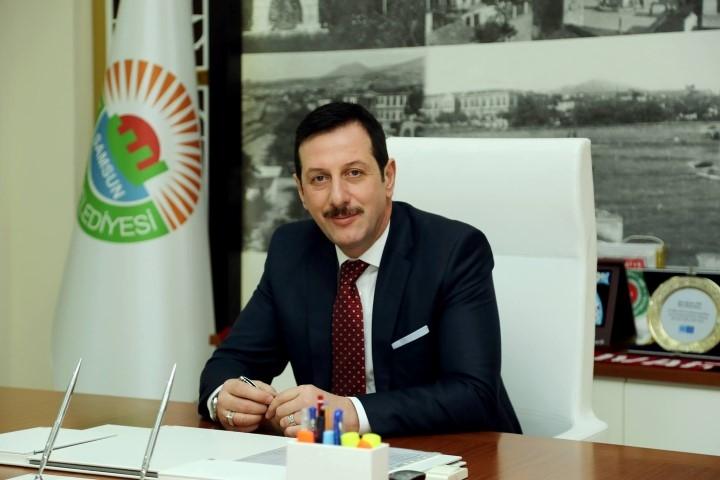 """Samsun'da """"Gaziler Günü"""" Kutlamaları galerisi resim 2"""