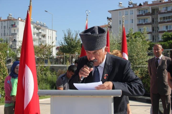 """Samsun'da """"Gaziler Günü"""" Kutlamaları galerisi resim 8"""