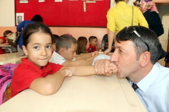 Samsun'da Eğitim-Öğretim Yılında Minikler Okul Sıralarını Doldurdu galerisi resim 6