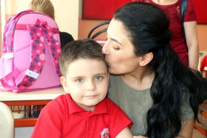 Samsun'da Eğitim-Öğretim Yılında Minikler Okul Sıralarını Doldurdu galerisi resim 8