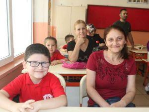 Samsun'da Eğitim-Öğretim Yılında Minikler Okul Sıralarını Doldurdu