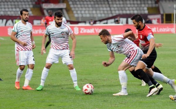 Ziraat Türkiye Kupası'nda Samsunspor İle Diyarbekirspor Karşılaşıyo galerisi resim 1