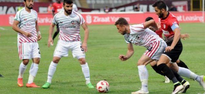 Ziraat Türkiye Kupası'nda Samsunspor İle Diyarbekirspor Karşılaşıyo