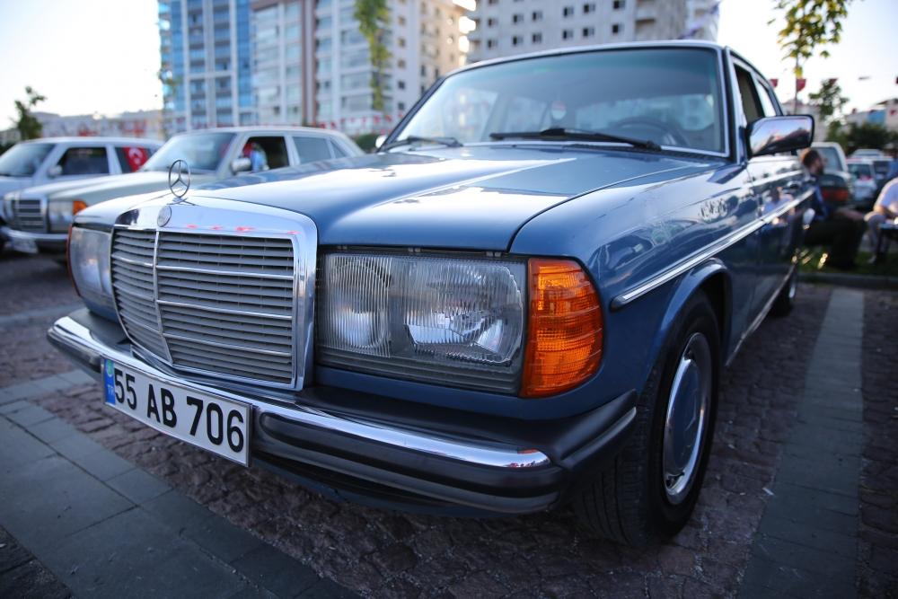 Mercedes Tutkunları Samsun'da Buluştu galerisi resim 2