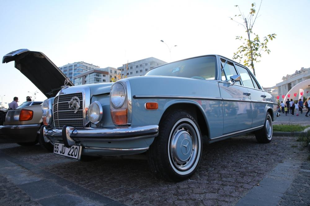 Mercedes Tutkunları Samsun'da Buluştu galerisi resim 6