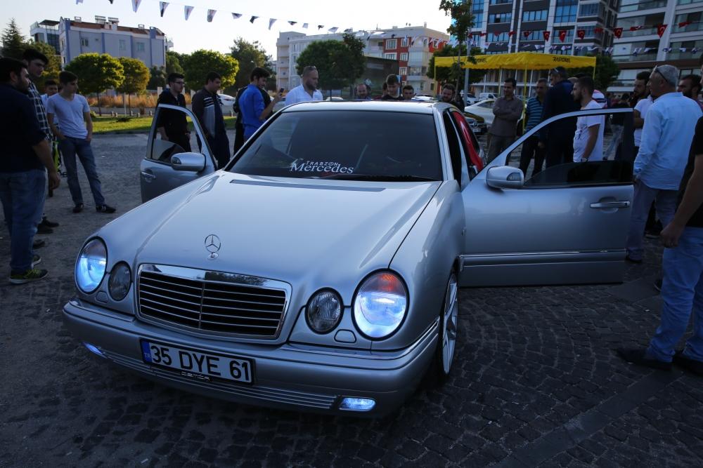 Mercedes Tutkunları Samsun'da Buluştu galerisi resim 9