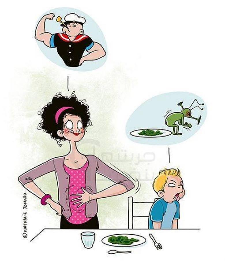 Annelerin Hakkının Ödenmeyeceğini Gösteren Yorumsuz Çizimler galerisi resim 10