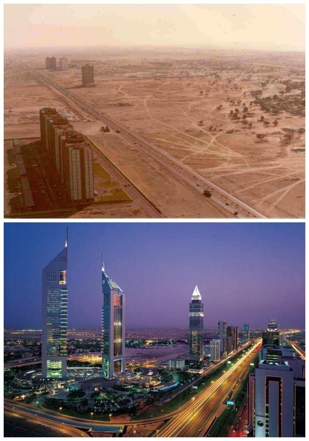 Yıllar İçinde Tanınmayacak Biçimde Değişen 10 Şehir galerisi resim 10