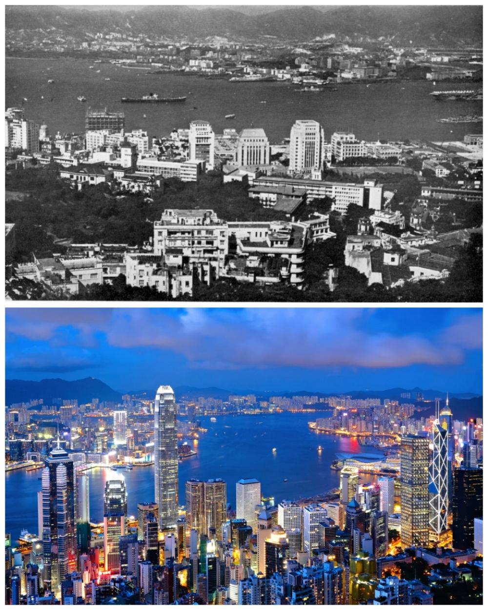 Yıllar İçinde Tanınmayacak Biçimde Değişen 10 Şehir galerisi resim 5