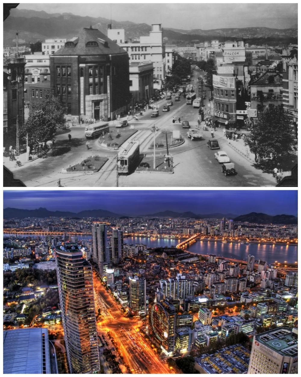 Yıllar İçinde Tanınmayacak Biçimde Değişen 10 Şehir galerisi resim 6