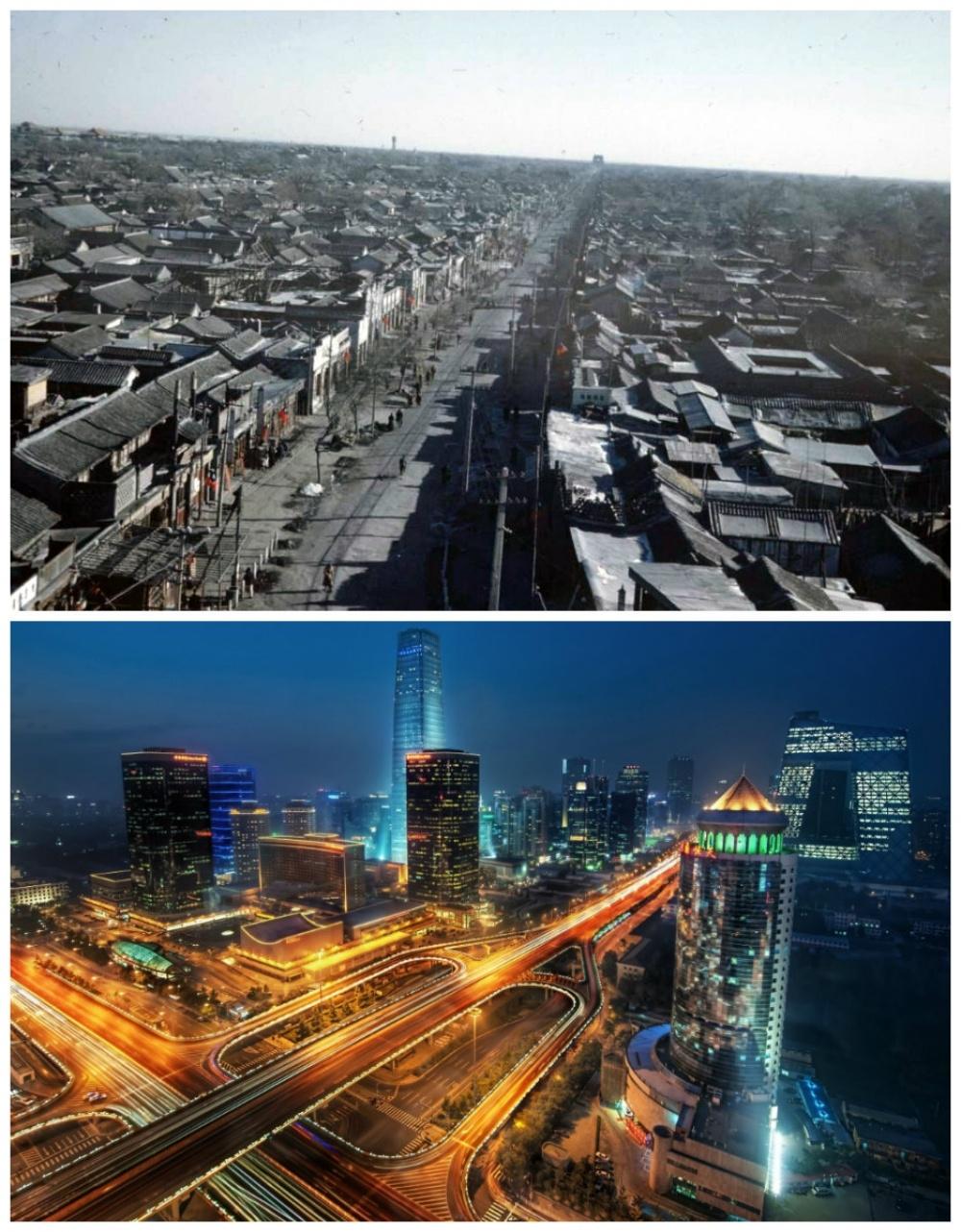 Yıllar İçinde Tanınmayacak Biçimde Değişen 10 Şehir galerisi resim 7