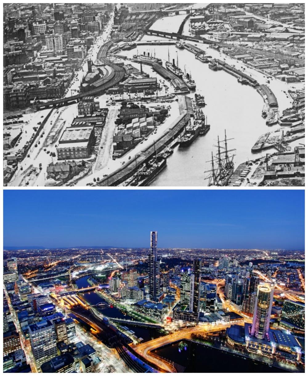 Yıllar İçinde Tanınmayacak Biçimde Değişen 10 Şehir galerisi resim 8
